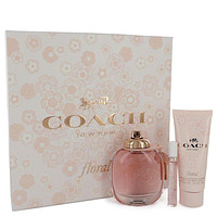 Coach Floral Gift Set By Coach