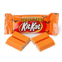 Halloween Orange Kit Kat Snack Size Candy Bars: 20-Piece Bag