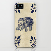 Simple Elephant iPhone & iPod Case by rskinner1122