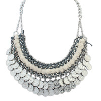 Stylish Shiny Jewelry New Arrival Gift Fashion Necklace (With Thanksgiving&Christmas Gift Box)[4918890564]