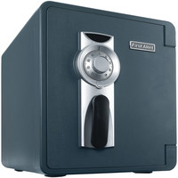 First Alert .94 Cu Ft Waterproof Fire Safe With Combination Lock & Ready-seal Bolt Down
