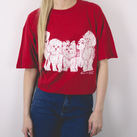 Vintage Puppy Dogs T Shirt