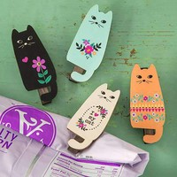 Cat Chip Clips By Natural Life