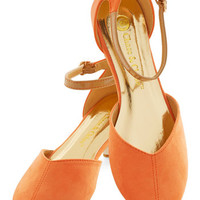 ModCloth Refresh Your Steps Flat