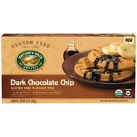 Order Nature's Path Gluten-Free Waffles, Dark Chocolate Chip   Fast Delivery