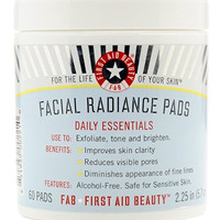 First Aid Beauty Facial Radiance Pads-60 ct.