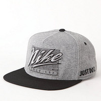 Nike Game Changer Heather Snapback Hat at PacSun.com