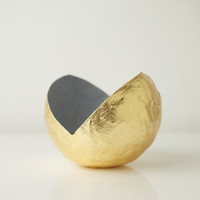 CUSTOM ORDER 4 inch Gold Point Vessel for Kate L