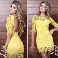 Aliexpress.com : Buy Summer dress 2014 new fashion dressess vestidos desigual Women Lace Dress Sexy Fashion party bandage dress Vintage Digital from Reliable dress white dress suppliers on asia clothes | Alibaba Group