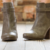 Macy Bootie ~ other color options