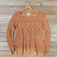 North Forest Knit Thermal in Rust
