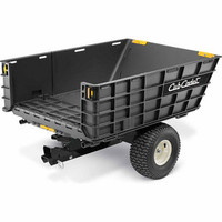 Cub Cadet Hauler Tow-Behind Dump Cart - For Life Out Here