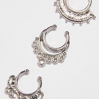 The Destination Septum Ring Set