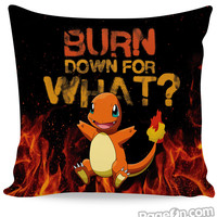 Charmander Couch Pillow
