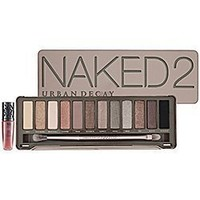 Urban Decay Naked 2 Makeup Palette Cosmetics Professional Eye Shadow