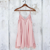 The Linden Layering Tunic in Rose