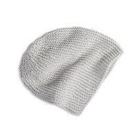 AEO Marled Beanie, Light Faded Grey   American Eagle Outfitters