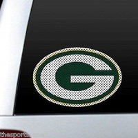 Green Bay Packers Team Logo Window Film