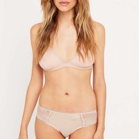 Rose Smoke Polka Dot Briefs - Urban Outfitters