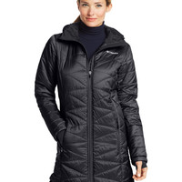 Columbia Mighty Lite Hooded Insulated Winter Jacket Coat - Womens