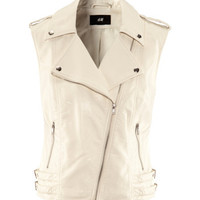 Vest - from H&M