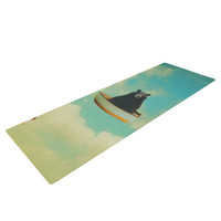 "Natt ""Bears"" Floating Animals Yoga Mat"