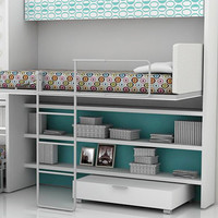 Lollibook | Bunk Beds | Resource Furniture