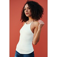 Radical Change Basic Tank Top (Ivory)