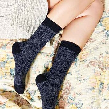 Marled Cozy Boot Sock-