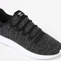 adidas Tubular Shadow Knit Black and White Shoes at PacSun.com