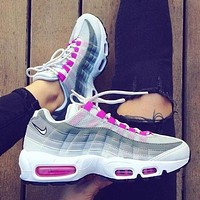 Nike Air Max 95 Women Men Fashion Casual Sneakers Sport Shoes