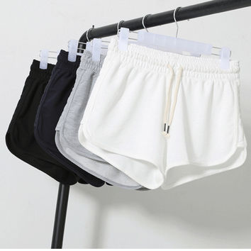 Work Out Shorts, Soft Easy To Wear, Many Colors