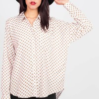Dottie+Button+Down