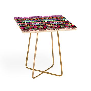 Bianca Green Overdose Side Table
