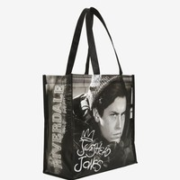 Licensed cool Riverdale High Characters Jughead Archie LOGO Reusable ECO Shopper Tote Bag NWT