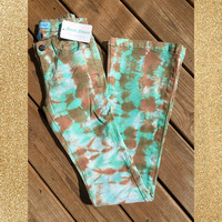 Java Mint Jeans by Ranch Dress'n