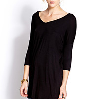 Standout Cascading Top
