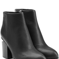 Alexander Wang - Leather Ankle Boots