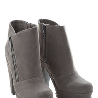 ModCloth Sassiest Foot Forward Bootie