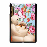 Big Hero 6 Baymax Floral Disney iPad Mini Case