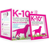 K-10+ Supplement Multi-Vitamin Water Additive