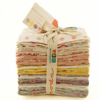 Whitewashed Cottage Fat Eighth Bundle for Moda Fabrics, 3 Sisters