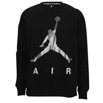 Jordan Jumpman Air Fleece Crew - Men's