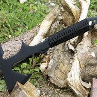 "15"" BLACK RONIN SURVIVAL TACTICAL THROWING TOMAHAWK AXE Hatchet Knife Hawk New"