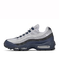 NIKE AIR MAX 95 ESSENTIAL - ARMORY NAVY / WHITE