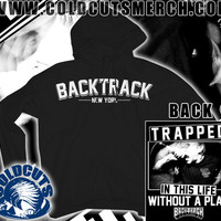 """Cold Cuts Merch - Backtrack """"Trapped"""" Hoodie"""