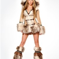 Girl's Costumes : Selection of Furry, Light Up, Monster, and Rave Costumes
