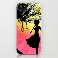 The Hanging Tree - The Hunger Games iPhone & iPod Case by Shaina M