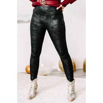 What You've Seen High Waisted Leggings