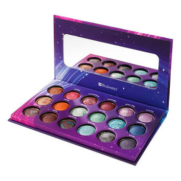 Galaxy Chic Baked Eyeshadow Palette